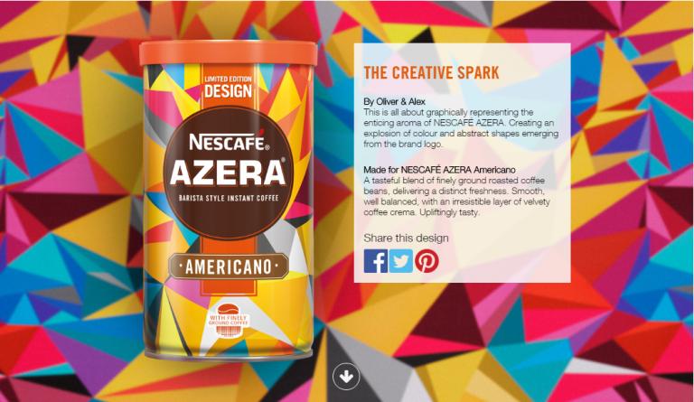 Nescafe Azera - The Creative Spark v3
