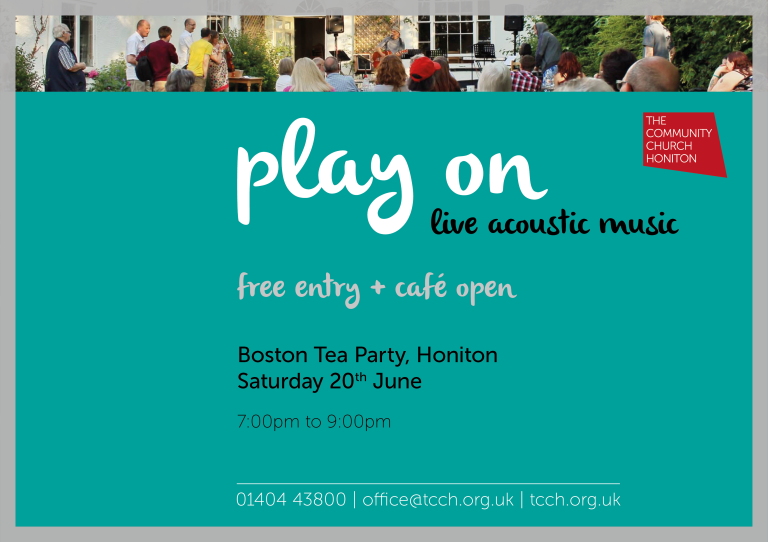 Play On Flyer - Final