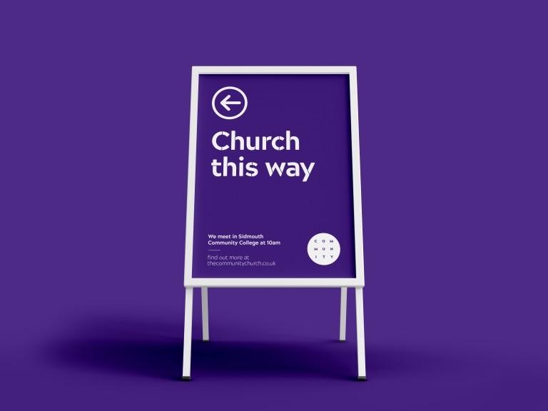 TheCommunityChurch-A1SandwichBoard-Mockup-v1a