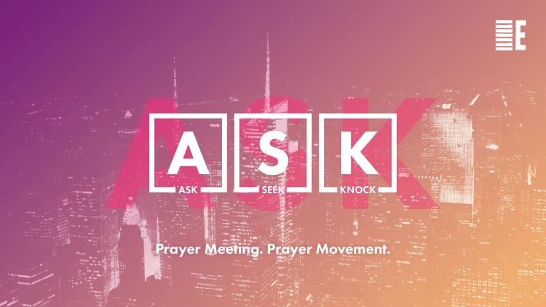 ASK Prayer Meeting — PPT