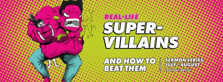 Real-Life Supervillians — Facebook Banner 6b