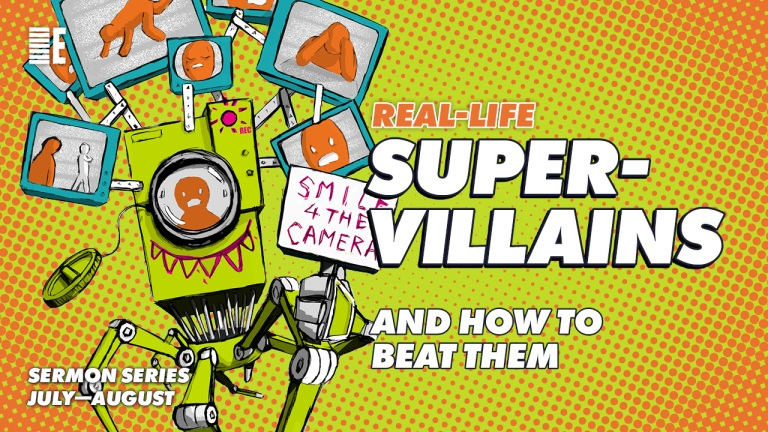Real-Life Supervillians — Social Media Post 2 (Shame)