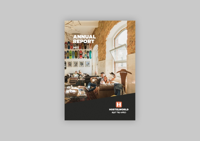 Annual Report Flat Mock-ups Cover